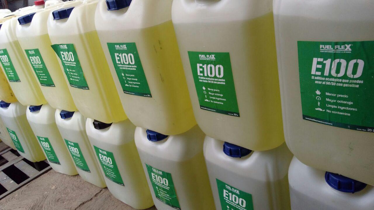 Fuel Flex, empresa certificada para vender etanol y biodiésel