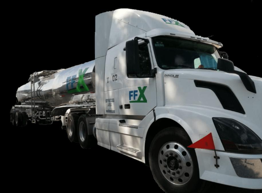 Alcohol etílico, Gel antibacterial, FFX Since 2006 Fuel Flex México